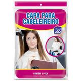 Capa De Corte Para Cabeleireiro E Barbeiro Polietileno - Plast leo