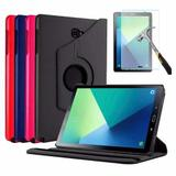 """Capa Giratória e Dobrável Para Tablet Samsung Galaxy Tab A 10.1"""" SM-P585 / P580 + Película de Vidro - Lka"""