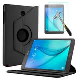 "Capa Giratória Para Tablet Samsung Galaxy Tab A 8"" SM-P350 / P355 / T350 / T355 + Película de Vidro - Lka"