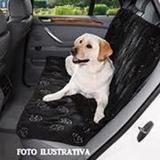 Capa impermeável p/ carro dog car classic - Líder da matilha