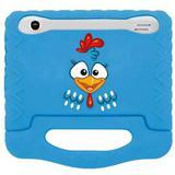 Capa Infantil Tablet 7 Pol Galinha Pintadinha Emborrachada - PR930 - Multilaser