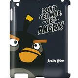 Capa iPad 2/3 de Acrílico Angry Birds Black  Geonav