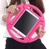 Capa Ipad Mini 1 2 3 Apple Anti Choque Infantil Volante Rosa - Fam