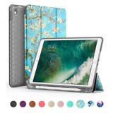 Capa Ipad Pro 9.7 Wb Antichoque Cerejeiras Com Compart. P/ Apple Pencil