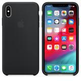 Capa Iphone X Silicone Case Preto - App