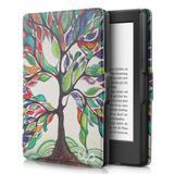Capa Kindle 8a Geração WB Auto Liga/Desliga - Ultra Leve Árvore