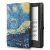 Capa Kindle Paperwhite Antigas Geração WB Auto Liga/Desliga - Ultra Leve Van Gogh