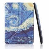 Capa Kindle Paperwhite WB Auto Liga/Desliga - Origami Van Gogh