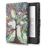 Capa Kindle Paperwhite WB Auto Liga/Desliga - Ultra Leve Árvore