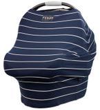 Capa Multifuncional New Popeye (Listras Marinho/Branco) - Penka  Co.