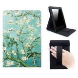 Capa Novo Kindle Paperwhite a Prova D'água WB - Premium Freedom Auto Hibernação - Flores