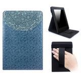 Capa Novo Kindle Paperwhite a Prova D'água WB  Premium Freedom Auto Hibernação - Mandala Azul