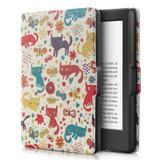 Capa Novo Kindle Paperwhite DÁgua Wb - Ultra Leve Auto Hibernação Fecho Magnético Cats