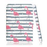 Capa Novo Kindle Paperwhite Wb - Ultra Leve Auto Hibernação Fecho Magnético Flamingos