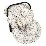 Capa Para Bebê Conforto Batistela Baby Savana - 02063