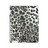 Capa para iPad 2/3 Acrílico Onça Branco e Preto - Mega empório