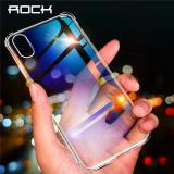 Capa Para Iphone XR 6.1 Anti Impacto Rock Fence - Transparente