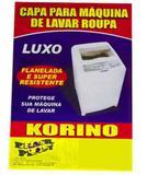 Capa Para Maquina Brastemp 10 Quilos De Flanela Maxximo - Maxximos