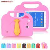 Capa para Tablet  A6 T285 / Tab A7 T280 Anti Impacto Infantil Cor:Rosa - Igury