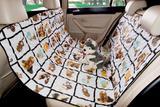 Capa Protetora Banco Carro Pet Gato Cachorro Protege Estofad - Gabi pires enxovais