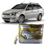 Capa Protetora Fiat Palio Weekend com cadeado (G283) - Carrhel