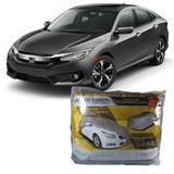 Capa Protetora Honda  Civic 2016 em Diante Com Forro Total (GG273) - Carrhel