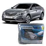 Capa Protetora Hyundai Azera Forrada Impermeável (GG272) - Carrhel