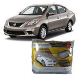 Capa Protetora Nissan  Versa Com Forro Total (G288) - Carrhel