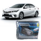 Capa Protetora Toyota Corolla Forrada Impermeável (G297) - Carrhel