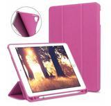 Capa Smartcase para Apple iPad Air 10.5 com Suporte para Pencil - Rosa - Fly