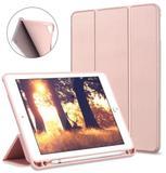 """Capa Smartcase para New iPad 9.7""""  com Suporte para Pencil - Rose - Fly"""