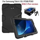 Capa Survivor Anti-shock Samsung Galaxy Tab A 10.1 P585 P580 - Lk