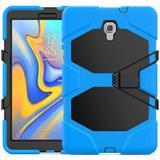"Capa Survivor Militar Tablet Samsung Galaxy Tab A 10.5"" SM- T595 / T590 + Película de Vidro - Lka"