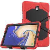 """Capa Survivor Militar Tablet Samsung Galaxy Tab S4 10.5"""" SM- T835 / T830 + Película de Vidro - Lka"""