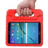 Capa Tablet Samsung Galaxy Tab E 9.6 T560 T561 T565 Anti Impacto Alça Maleta Vermelha - Lucky