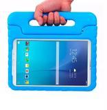 Capa Tablet Samsung Galaxy Tab E 9.6 T560 T561 T565 Anti Impacto Infantil Alça Maleta - Lucky