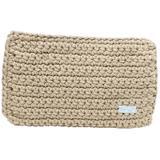 Capa Tablet Tessuti Acessories 27x20 Crochet Caramelo
