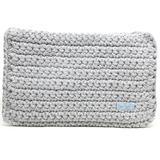 Capa Tablet Tessuti Acessories 27x20 Crochet Cinza