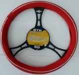 Capa Volante Tuning Universal Vermelho Btr Bt-001