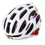 Capacete Ciclismo MTB Bike Road 52-58 Branco - Lei li imports