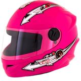 Capacete liberty four kids for girls tam 54 - Pro tork