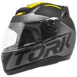 Capacete Moto Novo Evolution G7 Fosco Lançamento Pro Tork