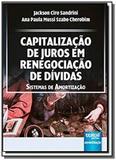 Capitalizacao de juros em renegociacao de dividas - Jurua