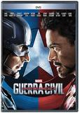 Capitao America - Guerra Civil - Buena vista (disney)