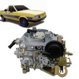 Carburador 2E Pampa 1991 1992 1993 1.8 Álcool Mecar Suporte de Vedação Reposição do Original