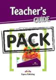 Career paths cooking - teachers pack with guide  digibook app - Express publishing