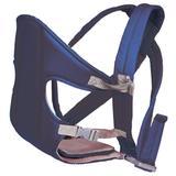Carregador Canguru para Bebês com 3 Posições Azul IWPB01 - Importway