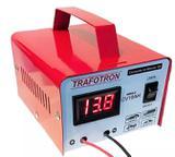 Carregador De Bateria 12v Flutuante Cv10 - Trafotron