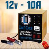 Carregador de Bateria Automotiva CBFU 12v 10A Luf-Lux