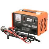 Carregador de bateria portátil rápido e lento 12 volts - CARB12 (110V) - Intech machine